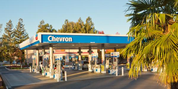 Large chevron
