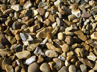 Gravel is a popular choice for creating efficient landscaping features.