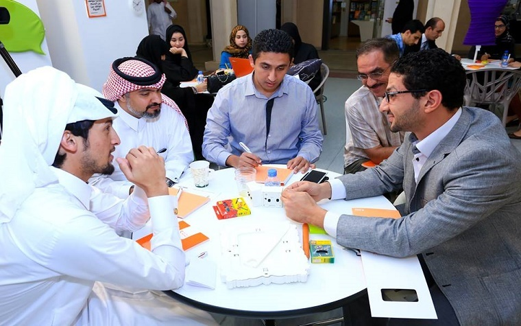 The Bedaya Center for Entrepreneurship and Career Development,offers many programs for young entrepreneurs.