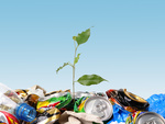 Recycling is necessary to preserving the natural life around us.