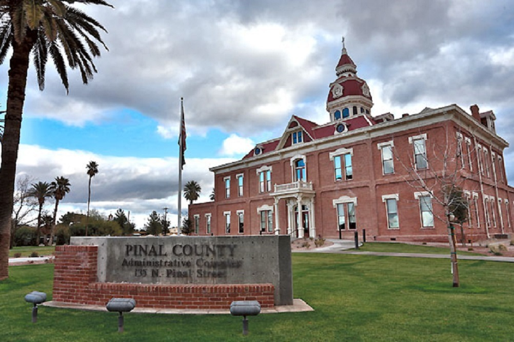 Judge Christopher O'Neil has been appointed to the Pinal County Superior Court.
