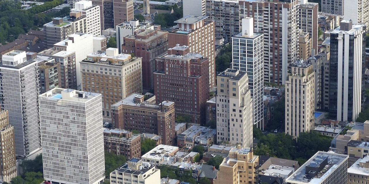 Chicago  gold coast apartments