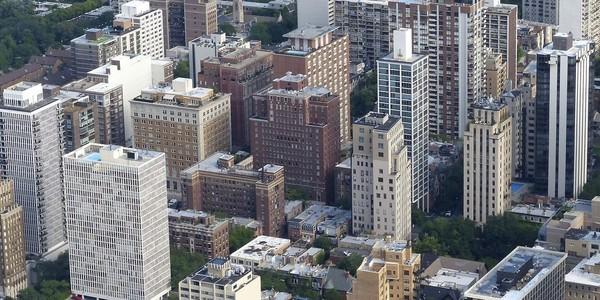 Large chicago  gold coast apartments