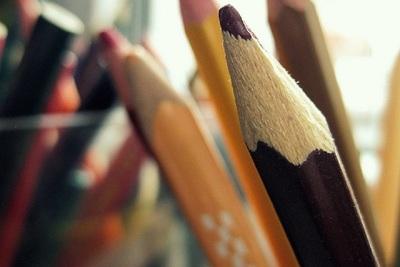Medium pencils