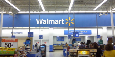 Medium remodeled walmart