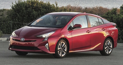 The Toyota Prius has always been economical to run, but a new study also finds that it has the lowest maintenance cost of any car over a 10-year period.