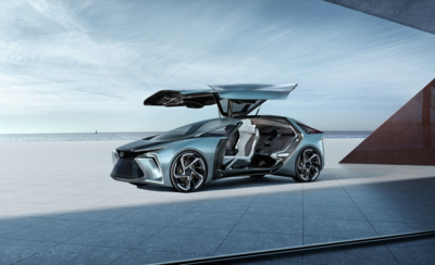 The Lexus LF-30