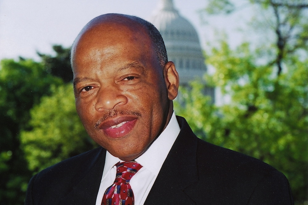 Rep. John Lews (D-GA)