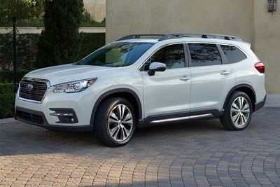 The Subaru Ascent comes standard with all-wheel drive.