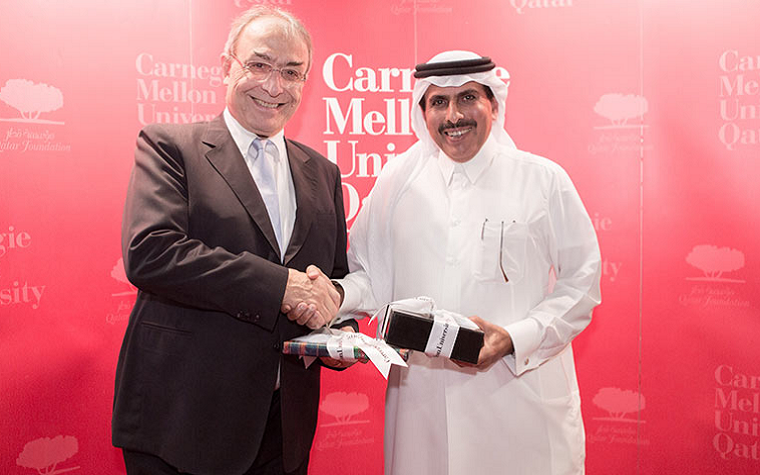 Cyber protection focus of Qatar Central Bank governor's speech