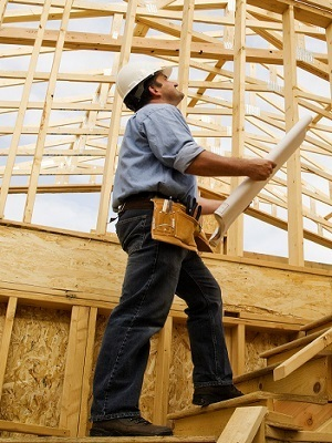 Large home builder contractor