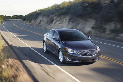 2017 Buick Regal built for comfort and safety.