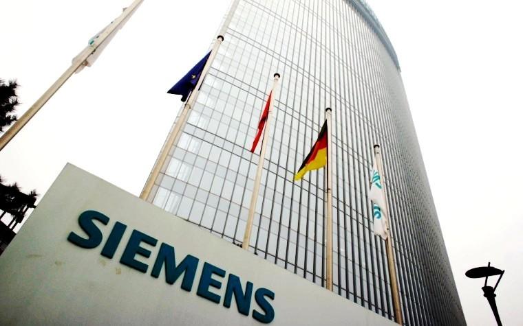 Siemens has new offices in Kuwait.