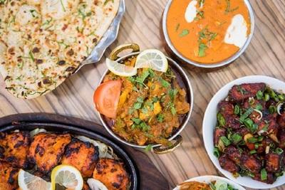 Medium veg and non veg halal