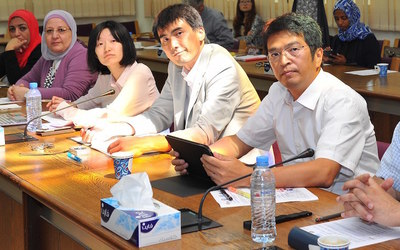QTTSC, IATSS hold roundtable talk on road traffic safety