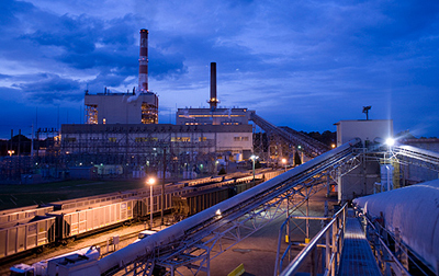 Yorktown Power Station will cease operations of its third oil burning unit.