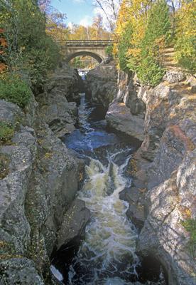 Tettegouche State Park in Minnesota