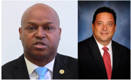 Democratic State Representatives Chris Welch and Robert Rita have both been accused of domestic abuse.