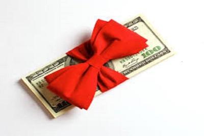 Medium moneygift