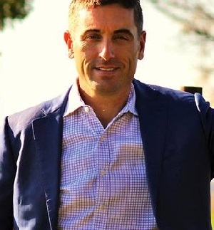 Rep. Mike Marron (R-Danville)