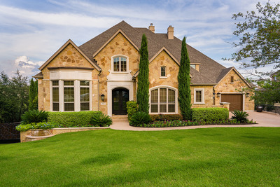 Meticulously crafted and landscaped, these homes showcase high-caliber construction.