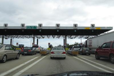 Medium tollway