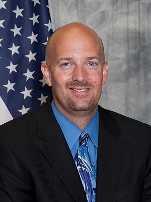 Grundy County State's Attorney Jason Helland, GOP candidate for Illinois Secretary of State