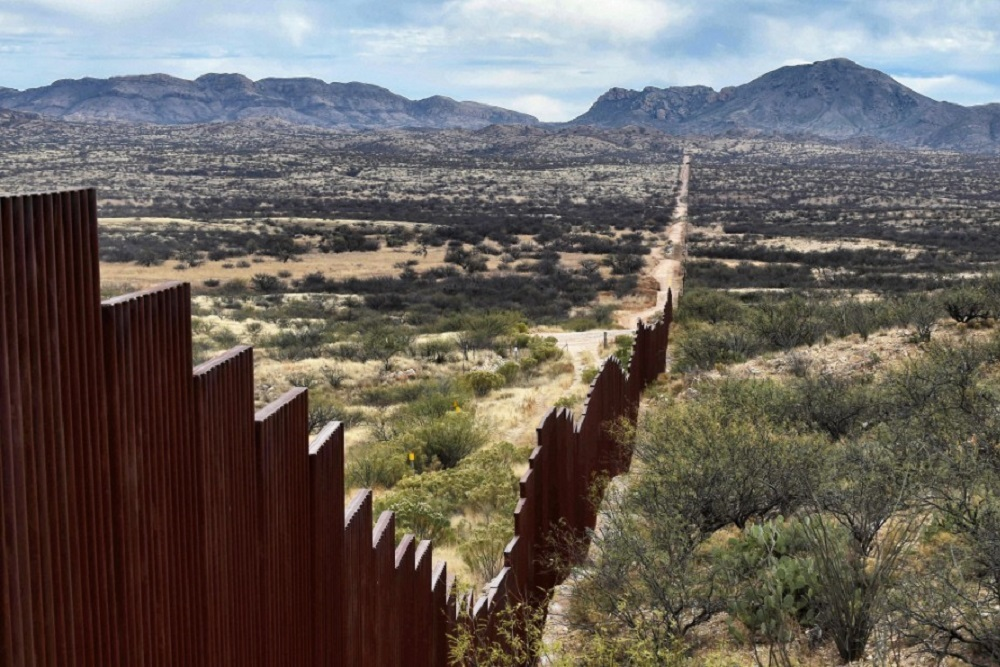 The federal grant is used for the welfare of the officers who assist the U.S. Border Patrol.