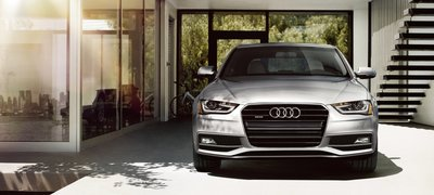 The Audi A4 is an auto lover's dream vehicle.