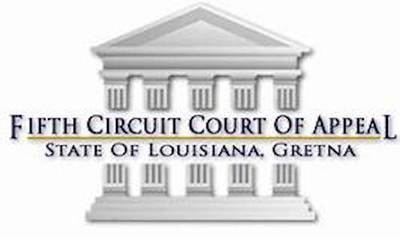 Fifth Circuit Court of Appeal, State of Louisiana