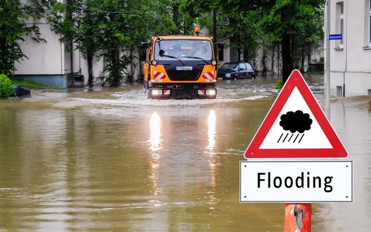 Flood disaster
