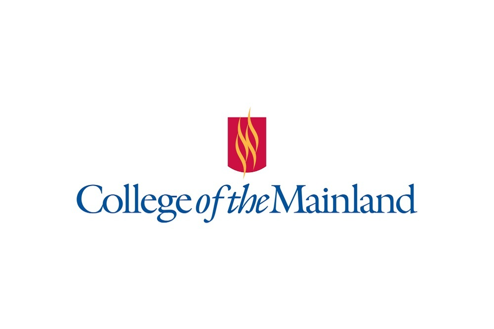 College Of The Mainland Com And Texas Tech University Sign