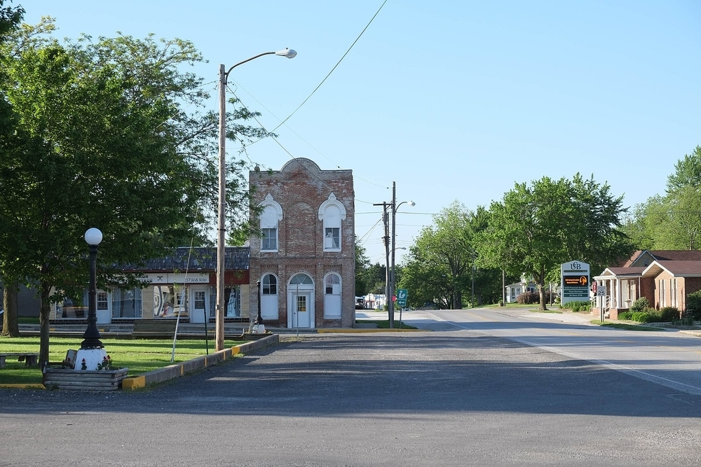 Greenfield Illinois, a city in which residents are projected to experience a $450,198 increase in taxes this year.