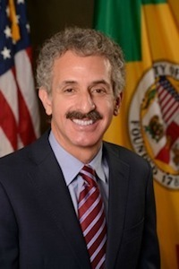 Los Angeles City Attorney Michael Feuer joined a state lawsuit against Wells Fargo for allegedly using unfair sales tactics.