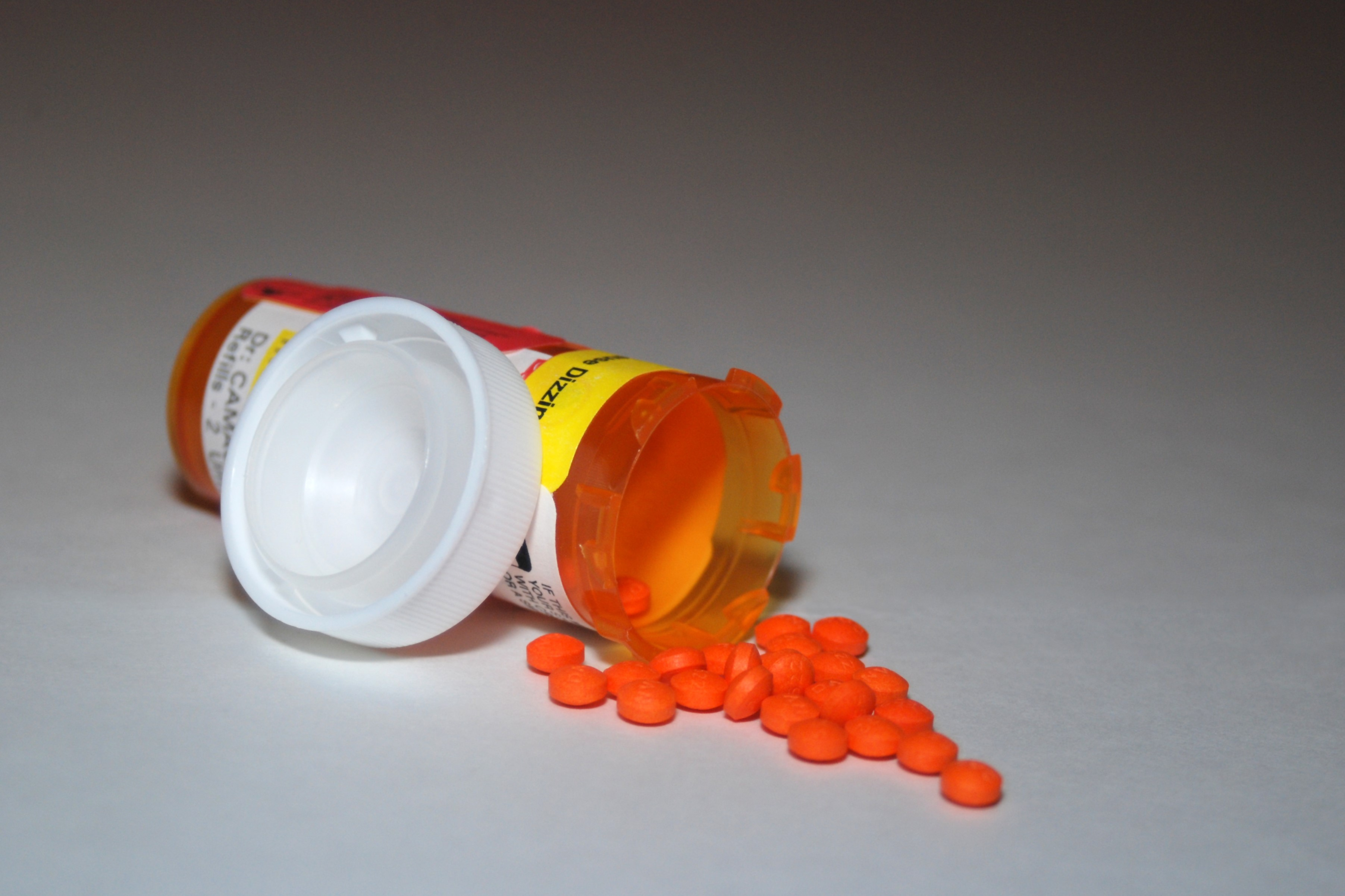 Opioid abuse has risen in the U.S. as drugs such as oxycodone and Vicodin have become more popular.