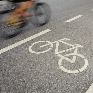 A bike and pedestrian path in coming to Carbondale.