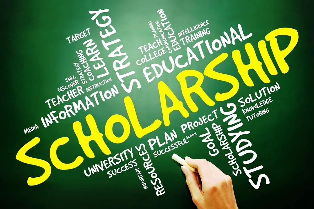 Students can use the scholarship money for tuition, books and/or fees.