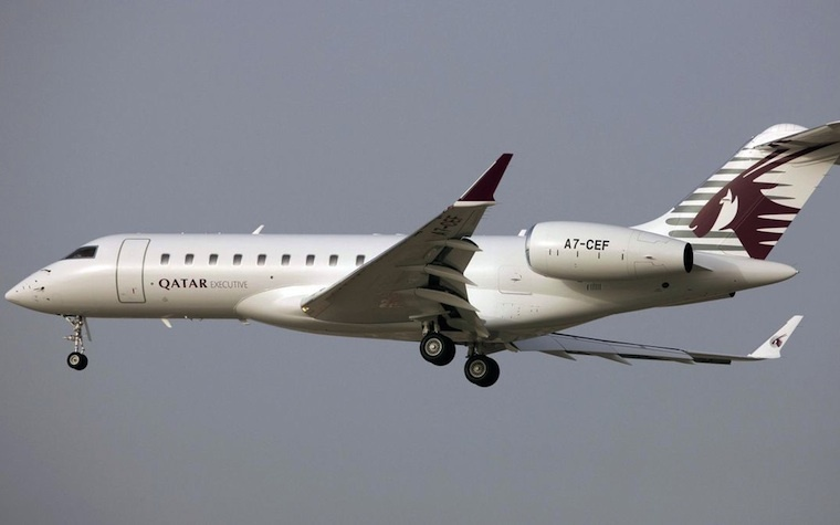 Qatar Airways' corporate jet division garners elite European safety certification.