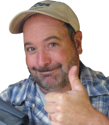 Master Contractor/Plumber Ed Del Grande.