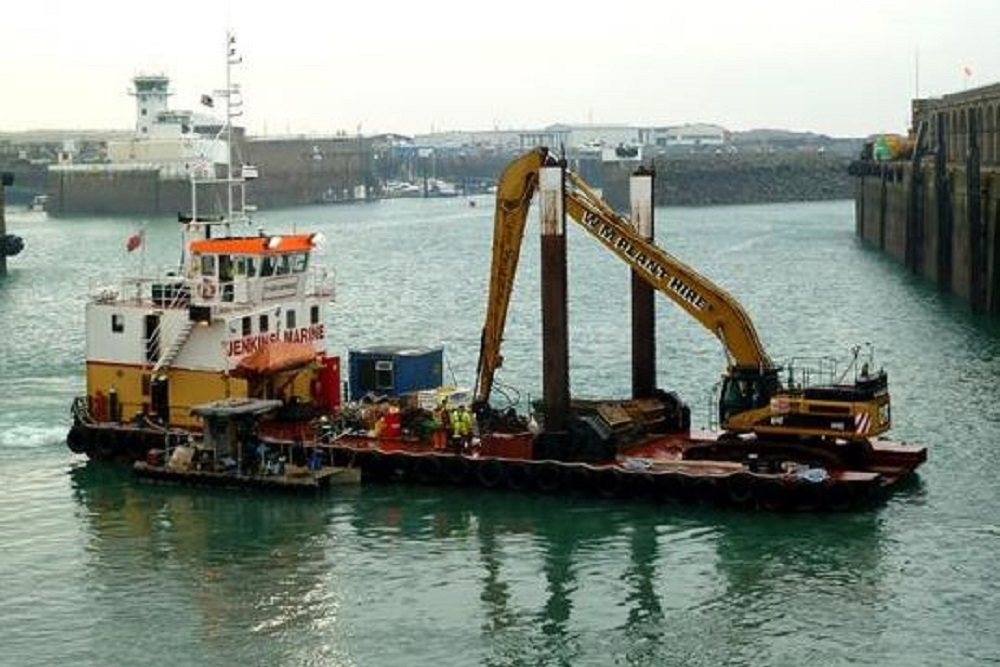 The company has already begun pier dredging and building renovations.