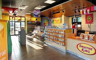 Smoothie King will open 45 new locations in the Middle East.