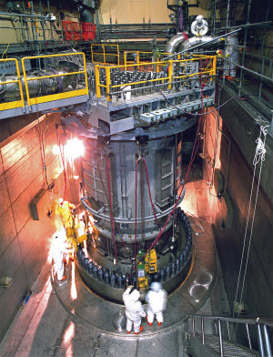 AREVA was awarded a contract for the manufacture of the integrated head assembly at the V.C. Summer Nuclear Station.