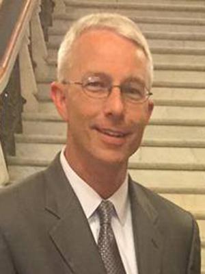 Brad Cole, executive director of the Illinois Municipal League