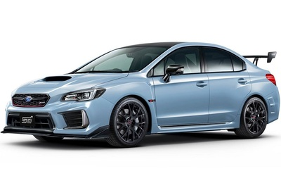 The Subaru STI S209 will be unveiled on Jan. 14.