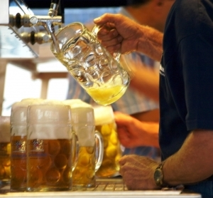 The permit for a brew pub and outdoor sales display will be heard at tonight's Zoning Board of Appeals meeting.