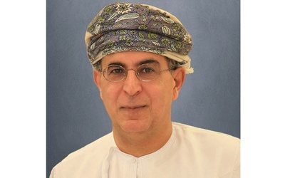 Oman's chief delegate to the forum, Hilal bin Hamad Al Hasani.
