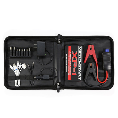The Antigravity XP-1 Microstart kit comes with a full range of accessories.