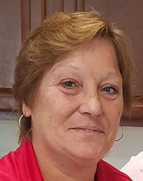 Randolph County volunteer Laurie Lesperance