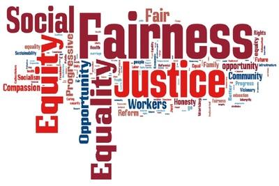 Medium equality and fairness