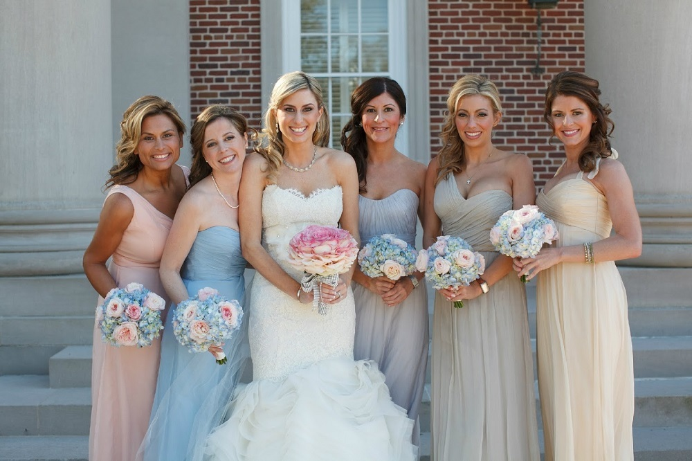 Bella Bridesmaids has grown to 51 franchise stores across the United States.